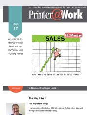 Printer@Work: The Power of Simplicity